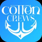 Cotton Crews yacht crew finder app logo